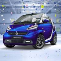 Smart ForTwo Brabus Fan Edition