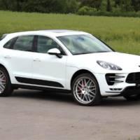 SpeedArt Porsche Macan tuning program