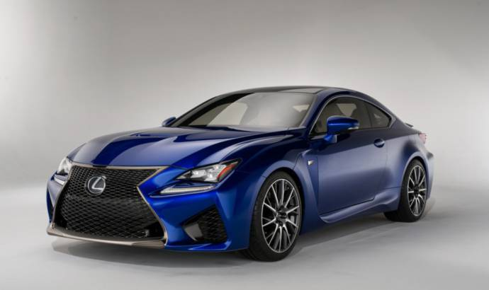 VIDEO: Lexus RC F Coupe development process