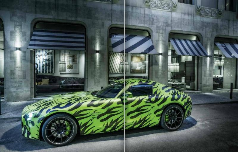 VIDEO: Mercedes AMG GT spied testing on Nurburgring