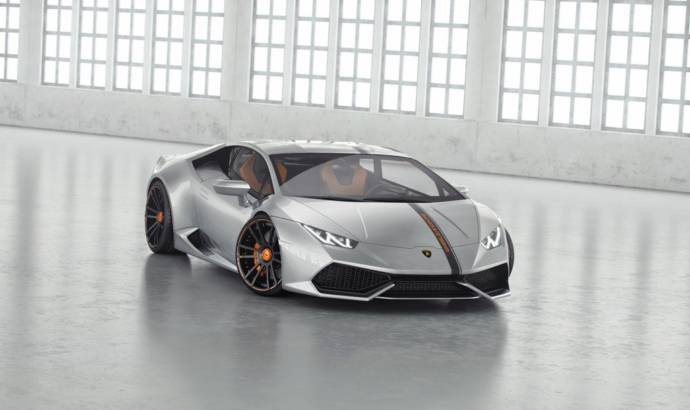 Wheelsandmore Lamborghini Huracan Lucifero tuning kit