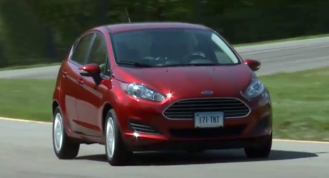 Ford Fiesta Ecoboost makes a bad impression in Consumer Reports test
