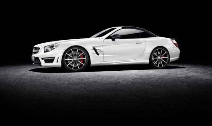 Mercedes-Benz SL AMG 2LOOK Edition launch