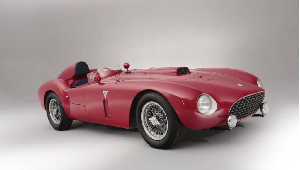1954 Ferrari 375-Plus sold for 10 million GBP