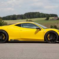 2014 Ferrari 458 Speciale by Novitec Rosso