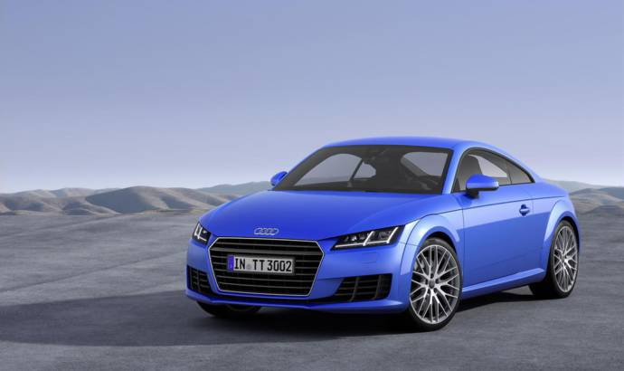 2015 Audi TT prices announced in Germany