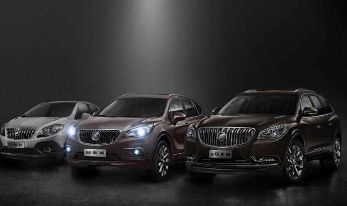 2015 Buick Envision detailed