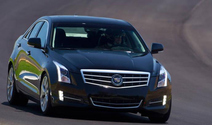 2015 Cadillac ATS-V spied during Nurburgring tests