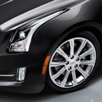 2015 Cadillac ATS sedan officially unveiled