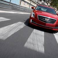 2015 Cadillac ATS sedan officially unveiled