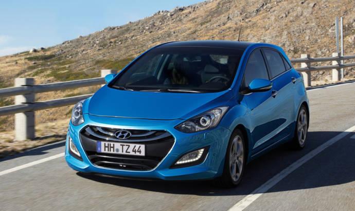 2015 Hyundai i30 details