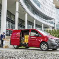 2015 Mercedes Vito fully uncovered