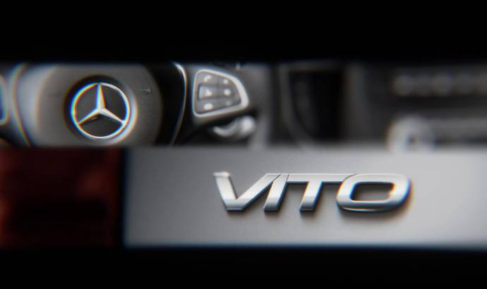 2015 Mercedes Vito teased