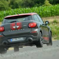 2015 Mini Paceman facelift - More official details