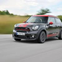 2015 Mini Paceman facelift - More official details