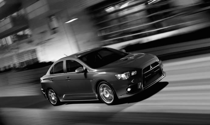 2015 Mitsubishi Lancer Evolution facelift introduced