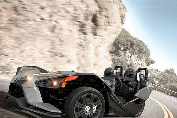 2015 Polaris Slingshot - Official pictures and details (+Video)