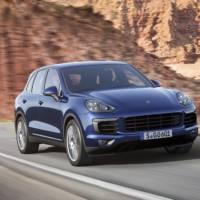 2015 Porsche Cayenne facelift unveiled