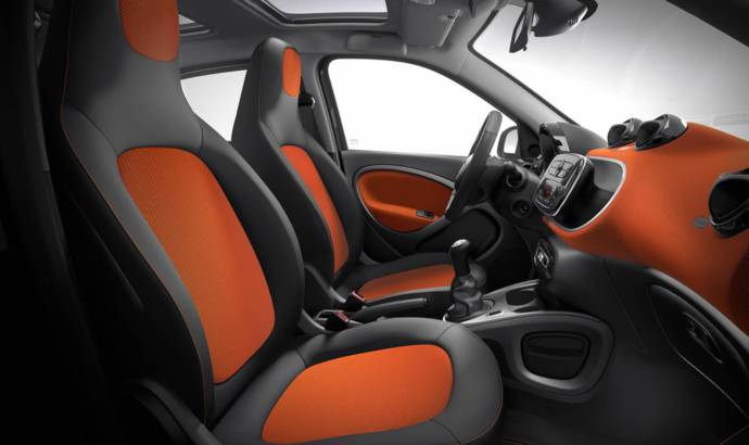 2015 Smart Fortwo Edition 1 announced