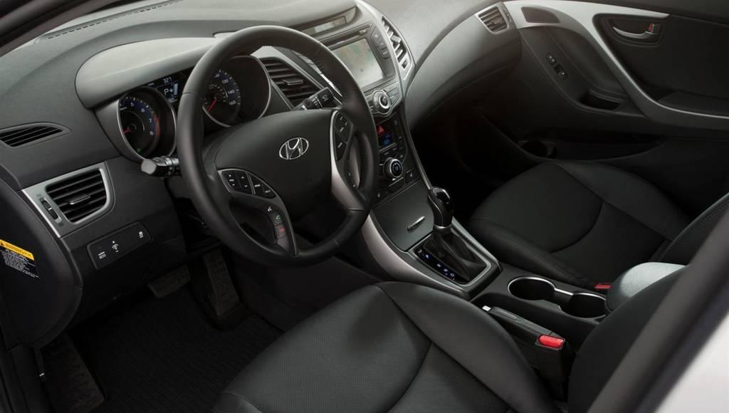 2015 U.S.-spec Hyundai Elantra will feature minor tweaks