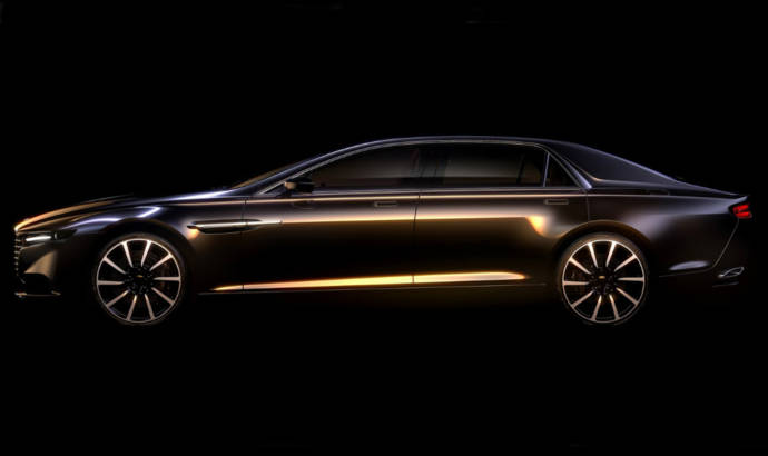 Aston Martin revives Lagonda with a sedan