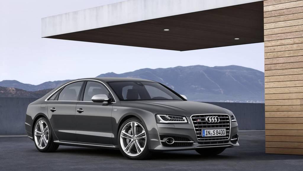 Audi A8 e-tron will come in 2015