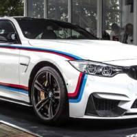 BMW M4 M Performance unveiled in ABu Dhabi