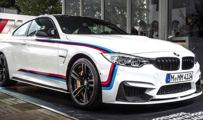 BMW M4 M Performance unveiled in ABu Dhabi