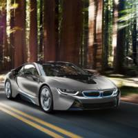 BMW i8 Concours dElegance Edition to be auctioned