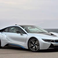 BMW i8 first-drive review
