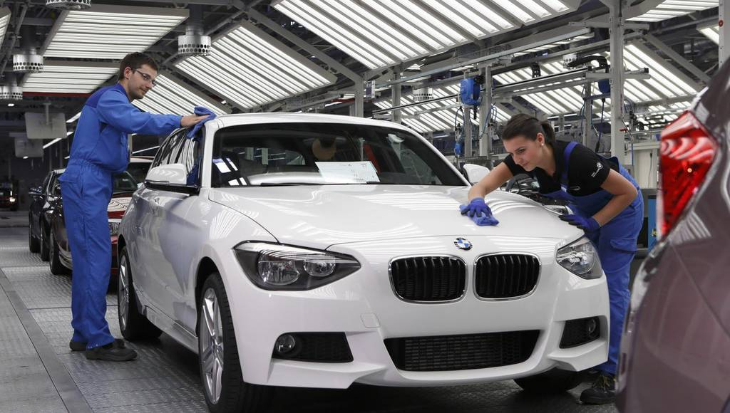 BMW will build a plant in Mexico