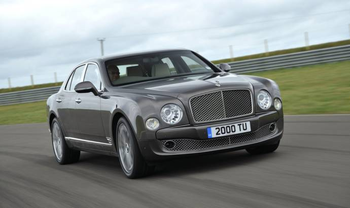 Bentley Mulsanne to have a 550 bhp version