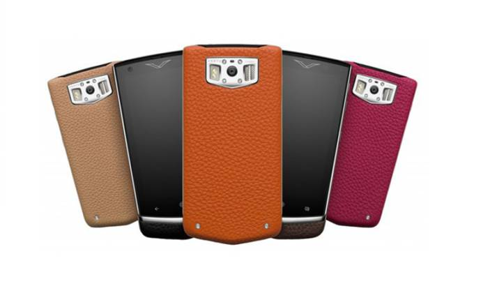 Bentley and Vertu teamed-up to develop the next generation of luxury smartphone