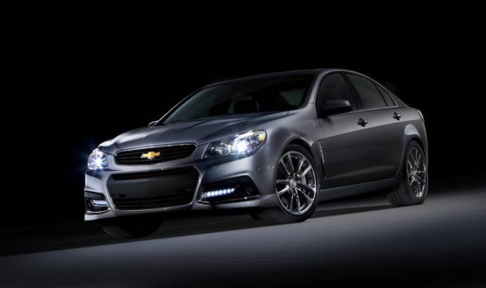 Chevrolet SS to receive six speed manual