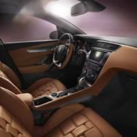 Citroen DS 6WR first interior photos