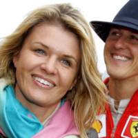Corinna Schumacher: Most difficult time now over