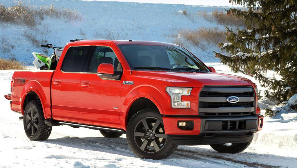 Ford F-150 V6 engines specifications