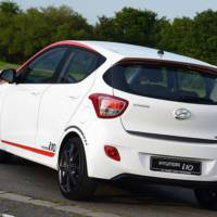 Hyundai i10 Sport Edition unveiled in Germany