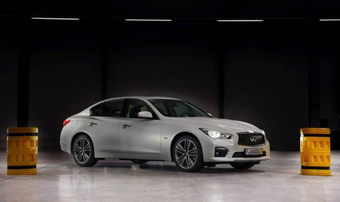 Infiniti Q50 receive 2.0 liter engine in UK