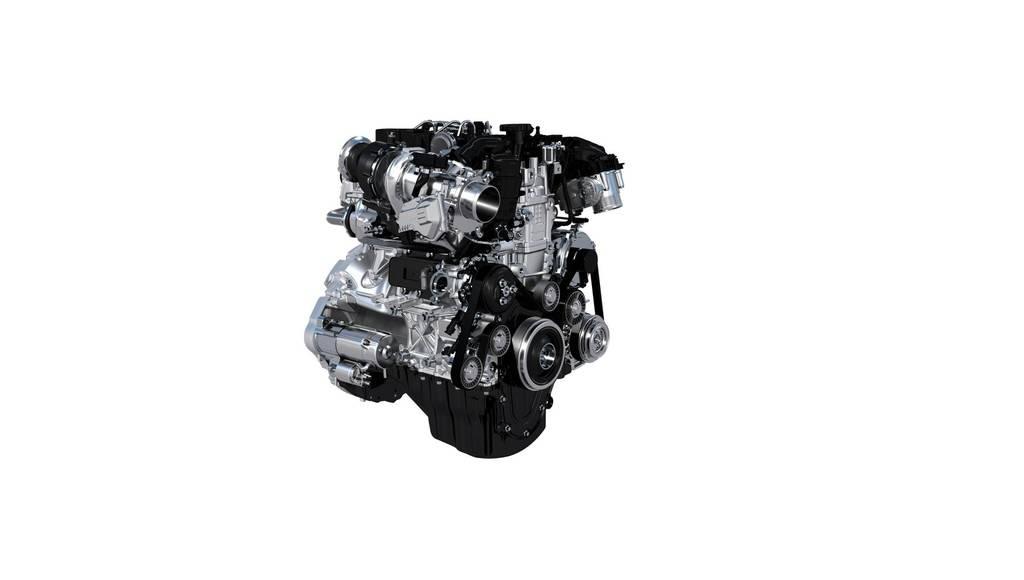 Jaguar Land Rover Ingenium engine family - New details