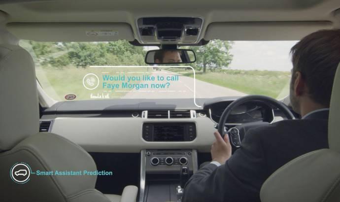 Jaguar Land Rover self-learning system