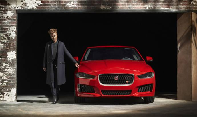 Jaguar XE first picture released
