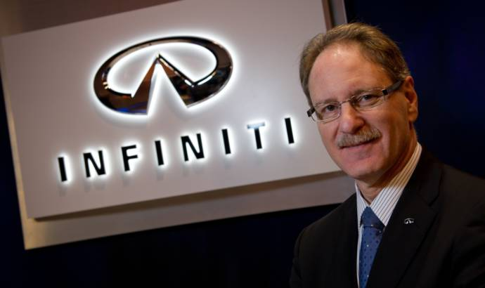 Johan de Nysschen to leave Infiniti for Cadillac