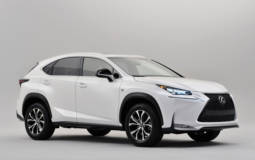 Lexus NX first driving review comes from AutoExpress
