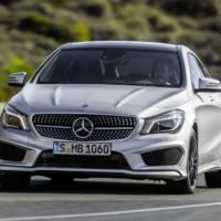 Mercedes CLA Shooting Brake officially confirmed