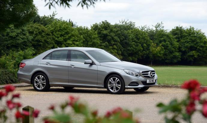 Mercedes E-Class receives 9G-Tronic transmission