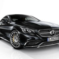 Mercedes S-Class Coupe introduced in the UK
