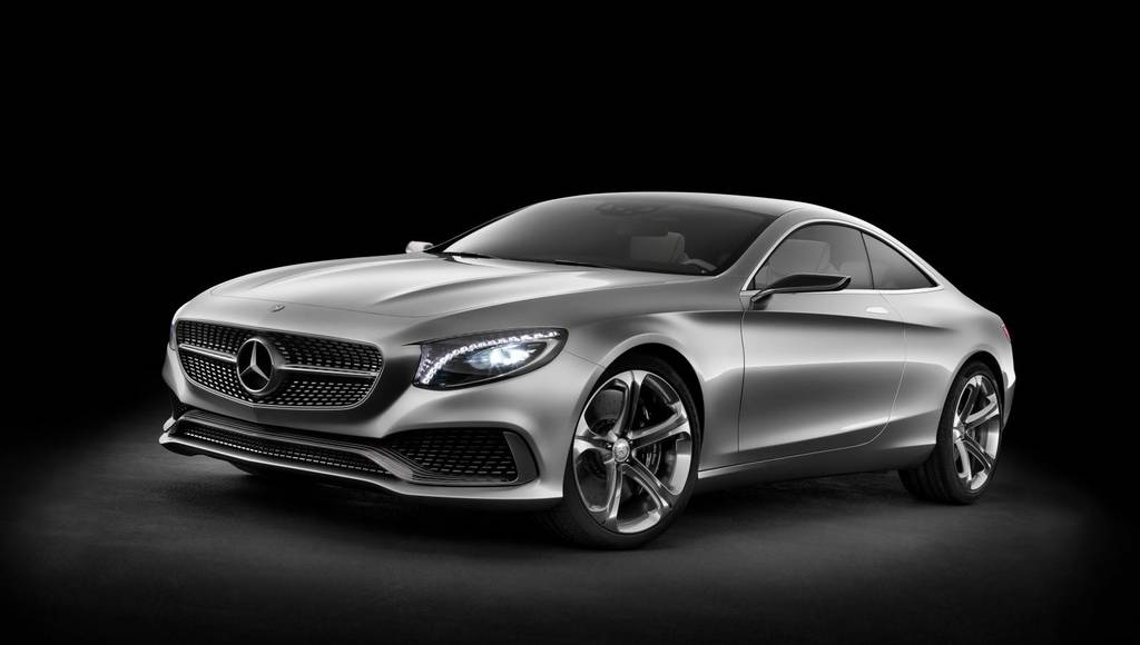 Mercedes S500 Coupe to receive 9G-Tronic gearbox