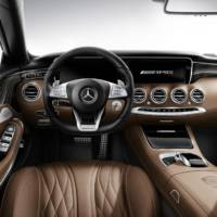 Mercedes S65 AMG Coupe unveiled