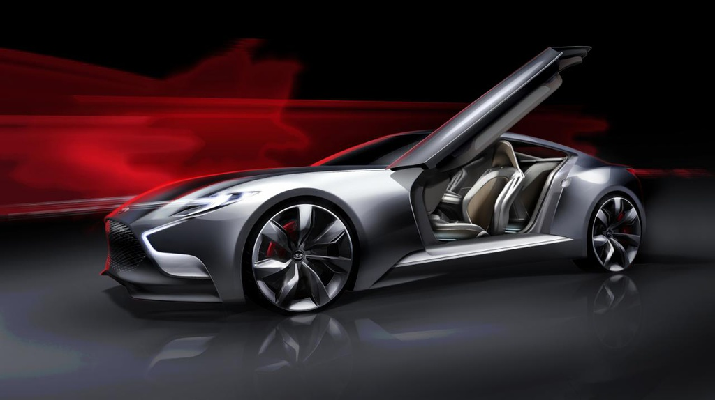 Next generation Hyundai Genesis Coupe to feature a 5.0 liter V8 engine